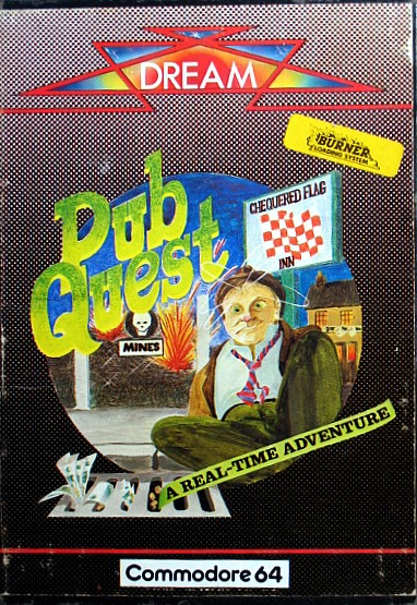 Pub Quest Box Art