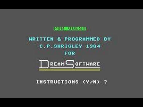 Pub Quest C64 Title Page