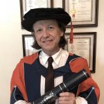 Honorary Doctorate from the University of Derby